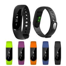 2016 HOT SALE fashion  Bluetooth Wireless Touchable Smart Wrist Band Pedometer For Android IOS  nice