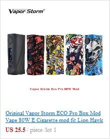 New Color Arrival Original VOOPOO DRAG 157W Box Mod Carbon Fiber/Resin Version 18650 Battery Temperature Control E Cig Vape Mod 7