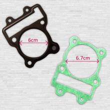 60mm Head Gasket Set YX160CC YX 160cc Fit For Pit Bike Engine