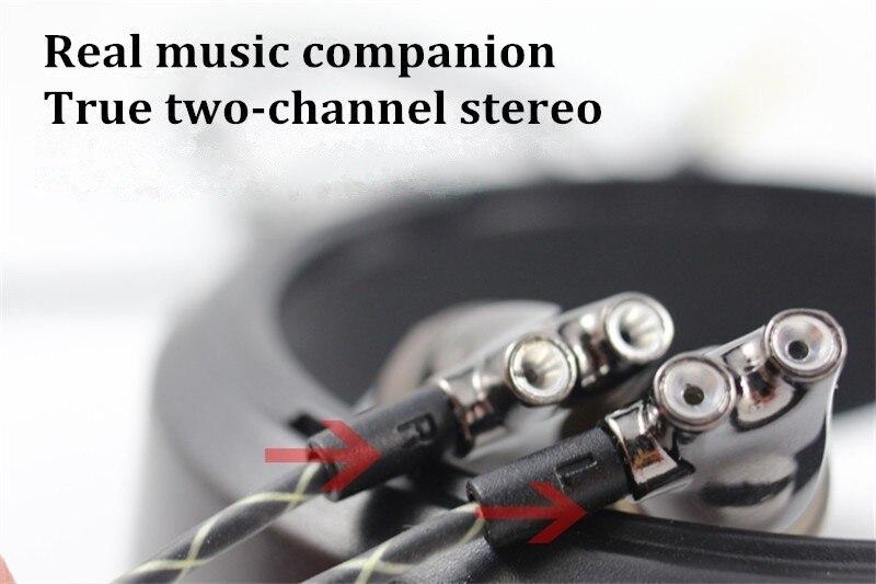 Wooeasy DIY IE800 Earbuds HiFi In-ear Ceramic Earphone Earbud Earbuds Wth Microphone Top Quality HiFi In-Ear Headset 5