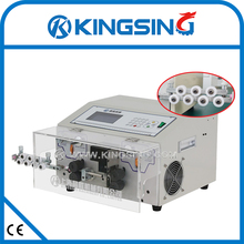 Fully Automatic Hard Wire Stripping Cutting Machine KS-09K + Free shipping by DHL air express (door to door service)