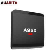 Buy A95X R1 Rockchip RK3229 Quad-core Android 6.0 Smart TV Box 1GB 8GB HDMI 2.0 4Kx2K HD 2.4G Wifi Streaming Media Player for $32.99 in AliExpress store