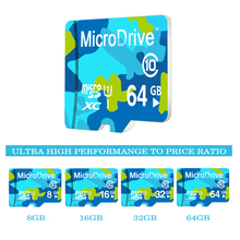 Class 10 new 64G 8G 16G 32G SDHC Micro SD Memory Card Flash Ultra Micro SDXC TF card with moblie phone tablet pc