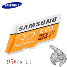 SAMSUNG 100Mb/s Memory Card 32GB 64GB 128GB Class10 U1 Microsd Card Micro SD Card Flash TF Card for Phone Computer PC SDHC SDXC(China)