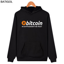 Buy BATIGOL Bitcoin Hooded Hoodies Men Sweatshirt Winter Fashion Virtual Currency Logo Men Hoodies Sweatshirt Casual Clothes for $14.92 in AliExpress store