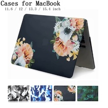 New Matte Hard case cover Apple Macbook Pro 13 15 Air 11.6 laptop Cases Mac book 2016 A1706/A1708/A1707,SKU 0132LA