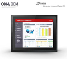 "15"" Intel Celeron 1037U  Processor Windows OS Touh Monitor Chemical / Food / Medical Industrial Panel PC"
