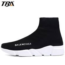 TBA Fall2017 Lovers Socks Sports Run Athletic Shoes For Men Breathable Running Shoes Women Brand Outdoor Jogging Men's Sneakers