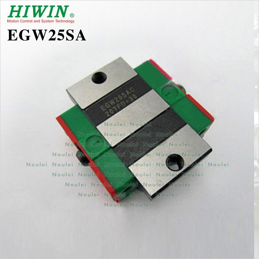 HIWIN EGW25SA slide block for Linear Guide rail CNC kit<br><br>Aliexpress