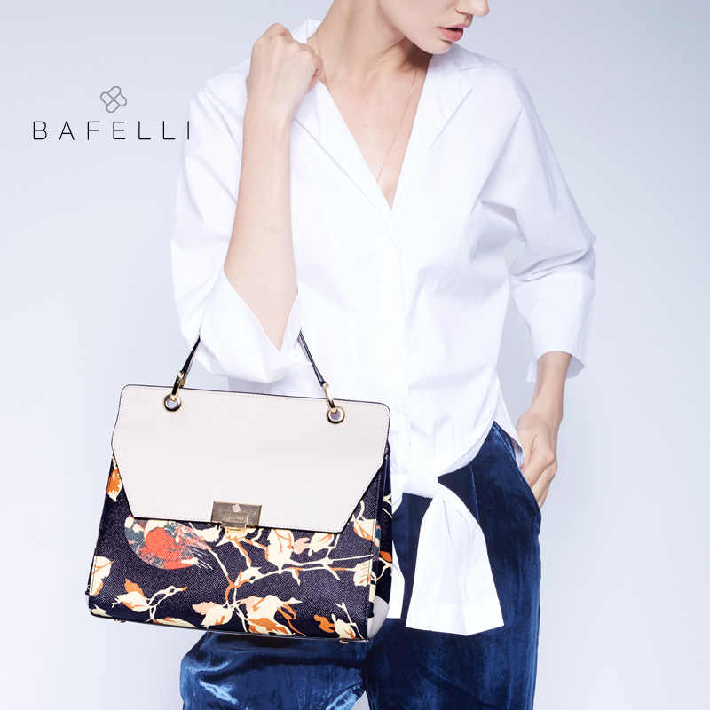 Detail Feedback Questions about BAFELLI split leather bags for women 2018  Large capacity luxury handbags women bags designer shoulder Bag bolsa  feminina on ... 88dde598ed