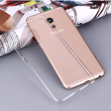Cases For Meizu MX3 MX4 MX5 Pro Meilan M1 M2 M3 M5 Note Metal Transparent Crystal Hard Pc Plastic Clean Phone Bags Case Cover