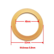 1pc Piston ring 48*62*0.8 Oilfree air compressor spare parts(China)