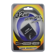 10pcs a lot 32MB Memory Card for Nintendo N for GC for GameCube(China)
