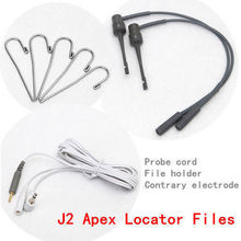 Dental Endo Apex Locator Root Canal Finder Testing Cord Files fit J2(China)