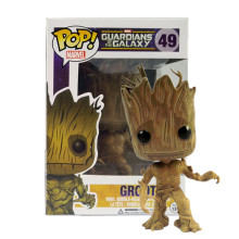 Funko Pop Groot Tree man Guardians of the Galaxy Anime Movie Collection Action Figure Model PVC Kids Toys