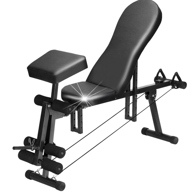 Weight Bench For Full Body Workout Slant Board Ab