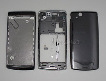 4 Colors Original Battery Back Door Housing Case Cover For Sony Ericsson Xperia Arc S LT15i LT15 LT18 LT18i X12