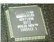 New ADV7189BBSTZ ADV7189B-BSTZ ADV7189B 80-LQFP <br>
