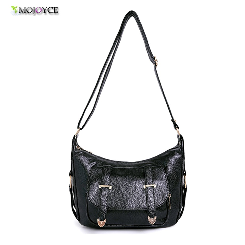 2017 New Brand Women Shoulder Bag Women Leather handbags Ladies Black Small Bag Women Messenger Bags Cross Body CrossBody Bag<br><br>Aliexpress