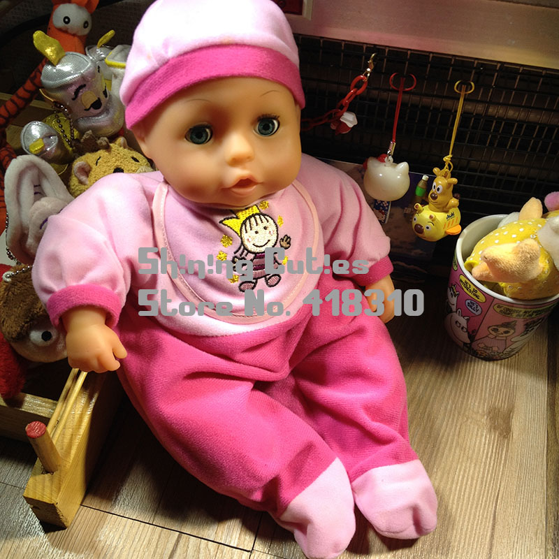 New Arrival Original Baby Doll Plush Toy Cute Birthday Christmas New Year Gift Limited Collection<br><br>Aliexpress