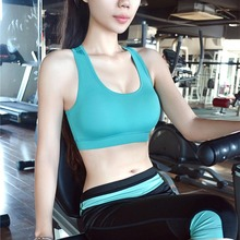 CRESTGOLF Women Bra Quick Dry Golf Training Sport Bras Underwear Yoga Gym Training Running Bra No Rims Clothing
