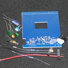 Elektronika DIY Kits Metal Detector Scanner Unassembled Kit Electroniqu Project 3-5V Suite Trousse Board Module Electronic Part