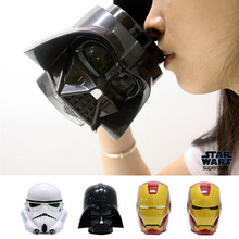 Creative New Film Gift 3D Cup Star Wars Darth Wader Mug for Coffee Tea Drinking copos e canecas