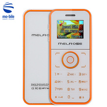 MELROSE M1 1.0 inch OLED Screen Mini Card Cell Phone MP3 Playback Bluetooth FM Sound Recorder Alarm Calculator for Child Student(China)