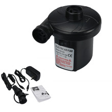 Air pump Electric 12V Car 240V Mains Air Bed Pump Inflator Deflator Pool Camping Mattress l70323 drop ship