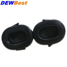 DEWBest High Quanlity Ear Muffs Ear Protector Industry Anti Noise Hearing Protection Sound Proof Earmuff Only Use on Helmet(China)