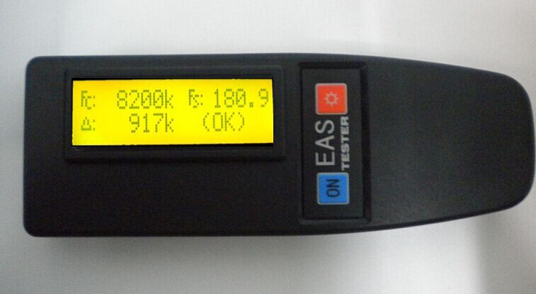Eas RF Antenna Frequency Tester 8.2mhz(China)