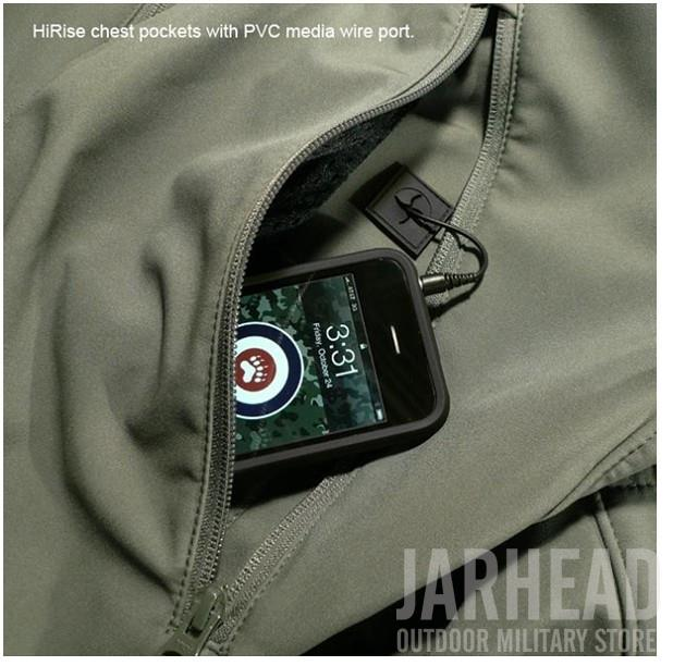 Windproof Military ESDY Quality 16