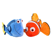 1pc 20cm Movie Finding Dory Plush Fish Clownfish Nemo Stuffed & Plush Animal Toys Cartoon Anime Plush Toys for Kids ChildrenGift