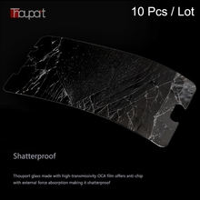 10Pcs Thouport For Sony Z3 Tempered Glass Screen Protector HD Display Protection Protective Film Glass for Sony Xperia Z3(China)