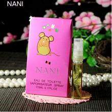Brand NANI Magic Perfume 12 Chinese Zodiac perfumes 5ml for men women Originals Deodorant Solid Fragrance Body Makeup beauty