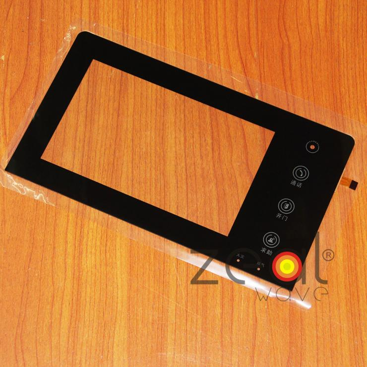 New Replacement Touch Screen Digitizer Panel A11020700014-v01 Black<br>