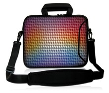 13 15 17  laptop shoulder bag customizable computer bag tablet  case women messenger bags for Dell HP ASUS