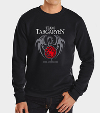 house targaryen print harajuku long sleeve bodybuilding pp 2017 new fashion sweatshirts men streetwear funny hoodies tracksuit