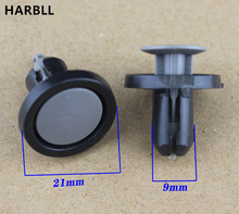 HARBLL High quality for Toyota bumper snap Alpha ALPHARD stabilizer child protection board automotive plastic fastener parts