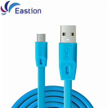 CinkeyPro Mobile Phone Cable for Xiaomi Samsung Micro USB Cables Charger adapter Silicone 9 Pin Data Charging for iPhone 5 6 7