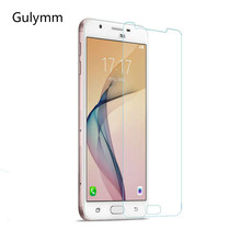 Gulymm Screen Protectors For Samsung Galaxy A5 J3 J5 J7 Prime 2016 J1 Mini Tempered Glass 9H 2.5D Mobile Phone Accessories Film(China)