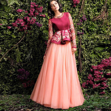 Top Quality 7 Layers Tulle Maxi Skirts Womens Elegant Empire Waist Long Skirt Adult Tutu Custom Made Fashion American Apparel(China)