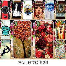 TAOYUNXI Silicon Plastic Phone Case For HTC Desire 626 650 628 Cover A32 626w 626D 626G 626S Covers Skin Bag Hood For HTC 626