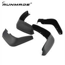runmade For 2012-2014 Honda Civic 4Door Sedan Mud Guard Flap Splash Kit 4pcs/lot Free shipping(China)