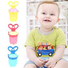 Baby Pacifier Fruit Food Safe Infant Soother Sucking Teether Bite Nipple Milk Fruit  Juice Bite Bags Feeding Safe Pacifier Tool