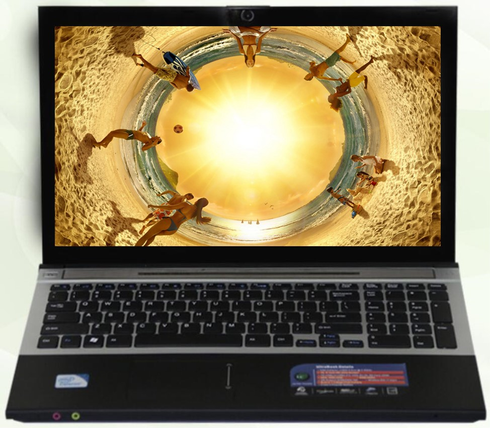 8G DDR3+1000G HDD game Laptop 15.6 inch Intel Core i7 Dual-core Windows 10 Notebook Computer with Built-in WIFI Bluetooth DVD-RW