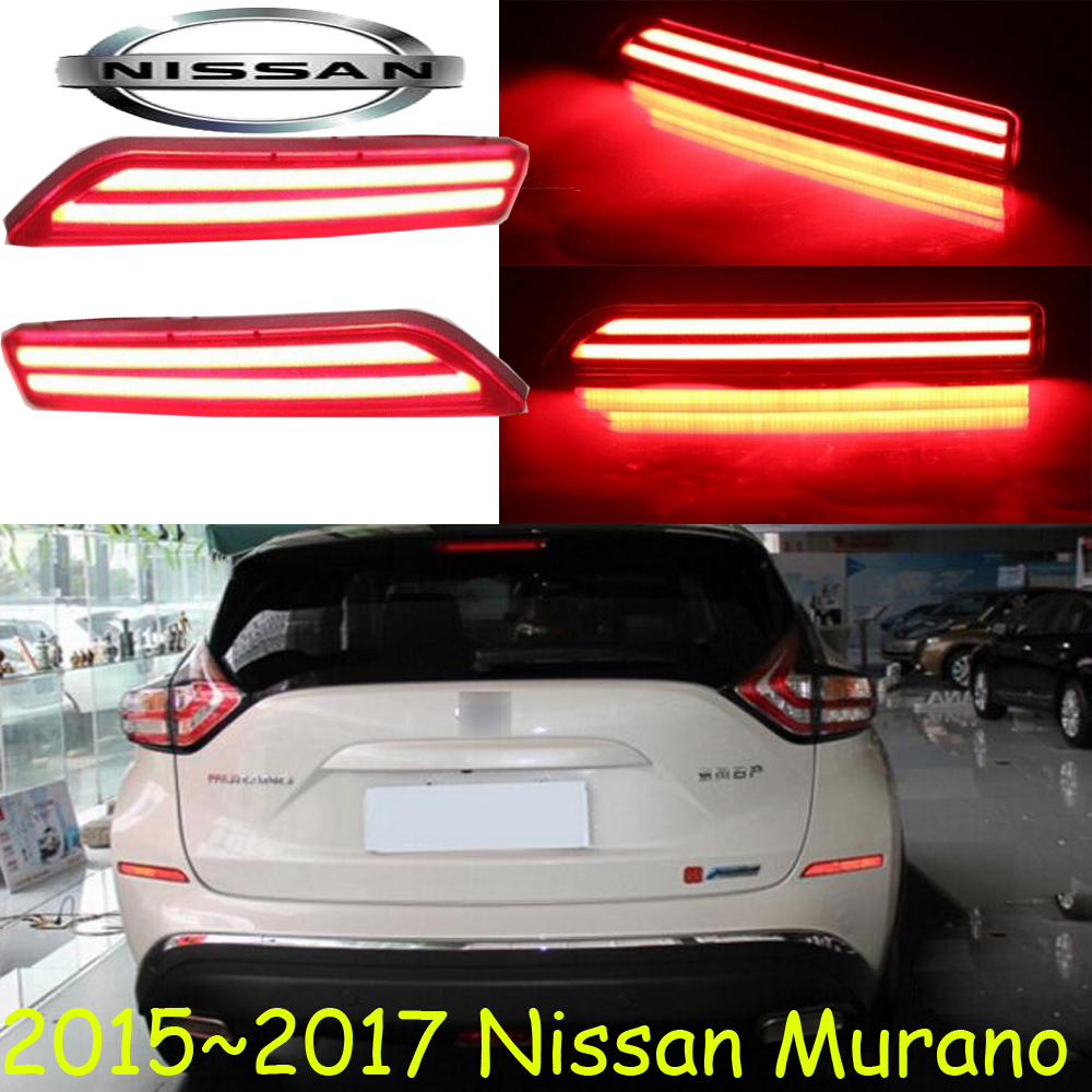 LED Headlight,Car styling LED Fog LAMP Lamps For MURANO 2015~2017, 2 PCS Refit BLUE WHITE FOG<br>