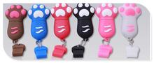 Cute mini cat's paw 2GB 4GB 8GB 16GB 32GB 64GB USB Flash 2.0 Memory Drive Stick Pen/Thumb/Car usb flash drive S3
