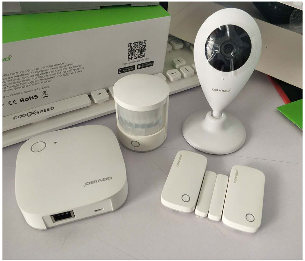 Orvibo ZigBee Smart Home Security Kit (18)