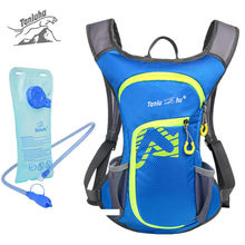 Bicycle Backpack with L Water Bag Waterproof Outdoor Sports Rucksack Cycling Running Trekking Riding Travel Bike Bags XA126WA